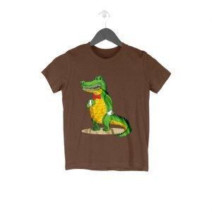 Dressed Up Croc