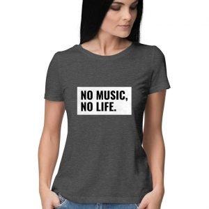 No Music , No Life