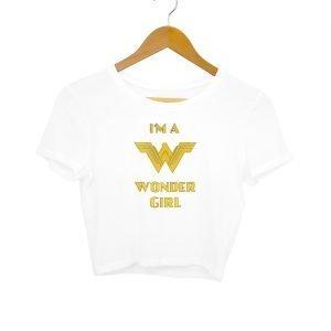 I'm A Wonder Girl
