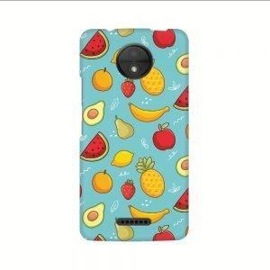 Exotic Fruit Pattern