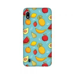 Exotic Fruits Pattern