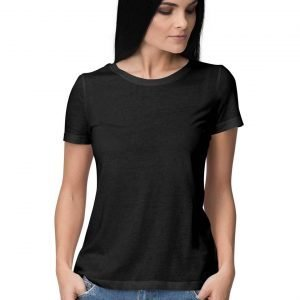 Women's Round Neck Half Sleeve