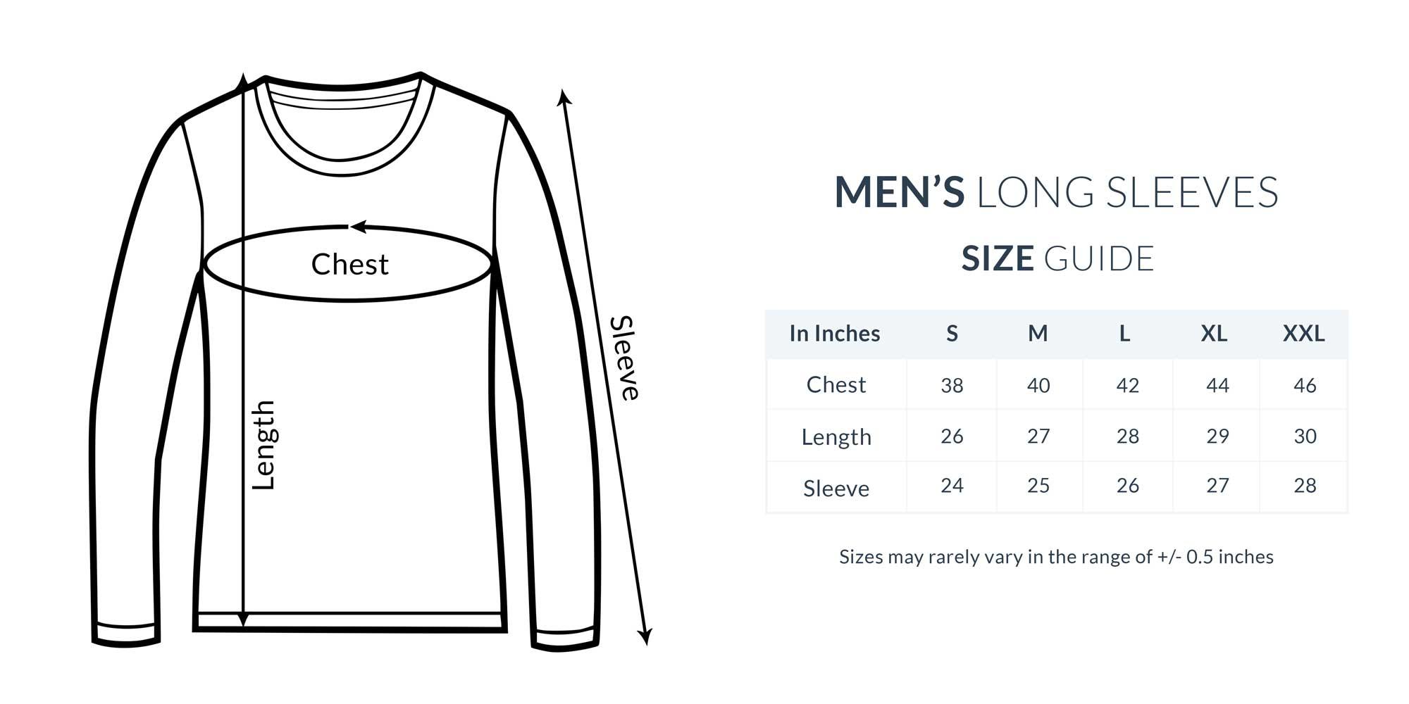 Men's Round Neck Full Sleeve T-Shirt