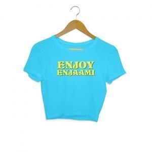 Enjoy Enjaami – Crop Tops